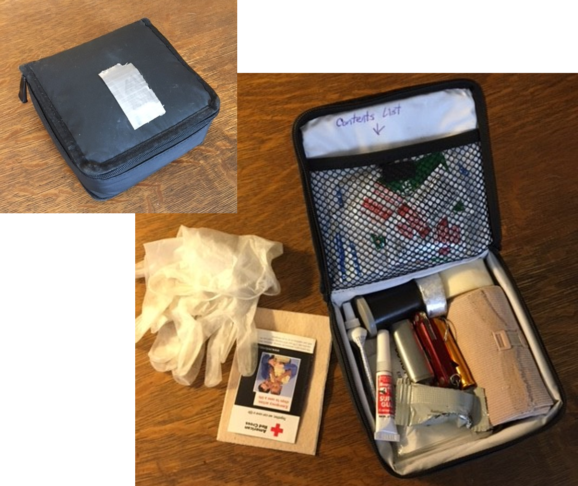 Packing A First Aid Kit